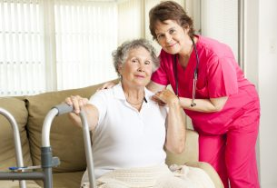 Nursing Home in The Philippines Consider It Just Like Home